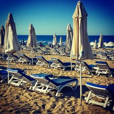 Kleopatra Plajı | Cleopatra Beach w Alanya, Antalya