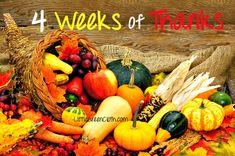 4 Weeks of Thanks: C