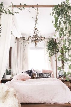51 Boho chic bedroom decor ideas - romantic bedroom - 51 Boho chic bedroom decor ideas – romantic bedroom Source by - Bohemian Bedrooms, Boho Chic Bedroom, Bohemian Chic Decor, Romantic Bedroom Decor, Trendy Bedroom, Cozy Bedroom, Home Decor Bedroom, Master Bedroom, White Bohemian
