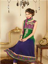 RoyalReflection_1005 - Party Wear Designer Salwar Kameez