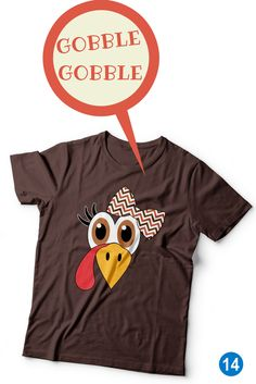7629f45567 84 Best Thanksgiving T-Shirts images | Thanksgiving crafts ...
