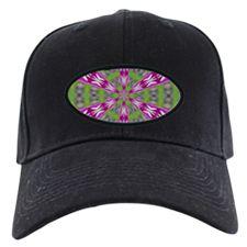 Kaleidoscope Dahlia Baseball Hat