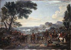⚔ 18. Juli 1695 – Erstürmung der Höhe von Coquelet während der Belagerung von Namur ➹