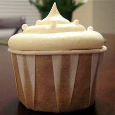 Cobertura (Frosting) de Queso Crema y Limón @ allrecipes.com.ar