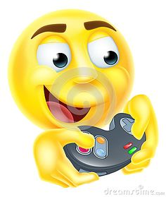 A gamer cartoon emoji emoticon smiley face character holding a video games controller playing games Birthday Wishes Cake, Happy Birthday, Face Characters, Disney Characters, Smiley Emoji, Romantic Pictures, Emoji Wallpaper, Games To Play, Playing Games
