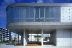 Mihama Utase Elementary School - Coelacanth and Associates