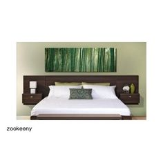KING-SIZE-HEADBOARD-WITH-NIGHTSTANDS-dark-brown-bedroom-furniture-bed-drawers