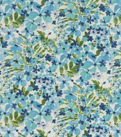 Home Decor Print Fabric-Robert Allen Baja Sonata Marine at Joann.com