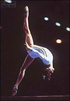 °0_0°Nadia Comaneci°0_0° - ><>°0_0°---->I love gymnastique<----°0_0°<><