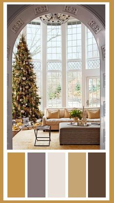 Gorgeous Gold Room.....love this color combo....neutral, yet classy.