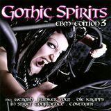 Gothic Spirits: EBM Edition 3 [CD], 20200176