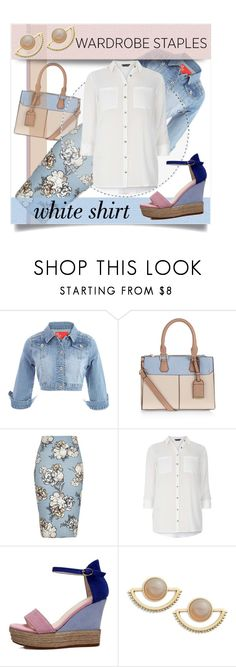 """in stitches"" by collagette ❤ liked on Polyvore featuring Accessorize, River Island, Dorothy Perkins, T+C by Theodora & Callum and WardrobeStaples"