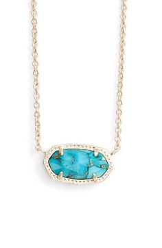 Free shipping and returns on Kendra Scott Elisa Pendant Necklace at Nordstrom.com. A glittering stone sparkles at the center of a mesmerizing, versatile pendant necklace.