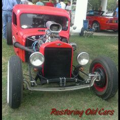 Photo by Robert Roper https://www.facebook.com/pages/Restoring-Old-Cars/247113918740890?ref=tn_tnmn