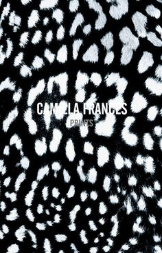 Camilla Frances- inverted spots cool