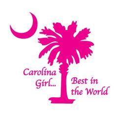 Carolina Girl...Best in the World