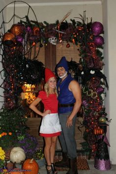 Gnomeo  Juliet - Homemade costumes for couples