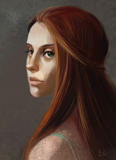 Witch by DrunkenRawen