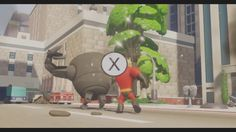 Gameplay : Disney Infinity [WII U]
