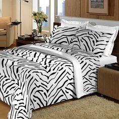 kit-enxoval-cama-casal-5-pecas-zebra-percal-200-fios-100-algodao-textil-guerreiro - Casa da Kite