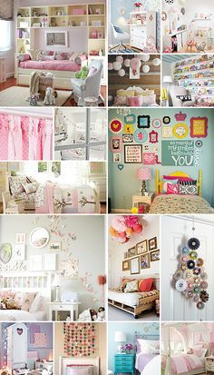 girl-bedroom-ideas great for when bby is older