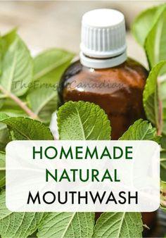 DIY Homemade Natural