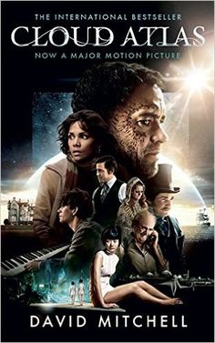 Cloud Atlas David Mitchell 8. 8+