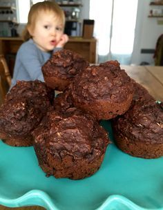 Muffins Archives - Famille et tofu Muffin Recipes, Baby Food Recipes, My Recipes, Recipies, Tofu Dessert, Chocolat Cake, Galette Recipe, Homemade Muffins, Vegan Chef