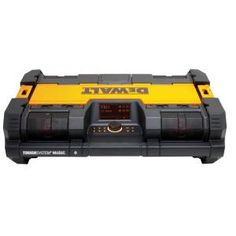 DEWALT ToughSystem Music + Charger DWST08810 at The Home Depot - Mobile
