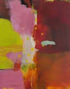"Saatchi Art Artist: Christiane Lohrig; Acrylic 2013 Painting ""Ansichtssache"""