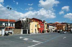 Riva Ligure (IM), centro storico, uno scorcio