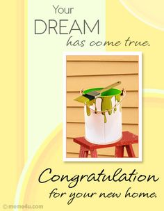 Congratulations on your new house greetings on getting a new congratulations on your new home google search m4hsunfo