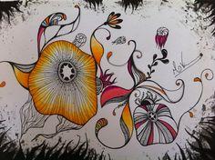 Live paint - Sketchbook