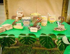 Fiestas infantiles de animales Fiestas infantiles, ideas para cumpleaños temáticos de animales. Animales de la granja, de la selva del bosque, ideas para fiestas infantiles inolvidables.
