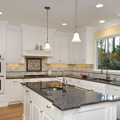 1000 Images About White Kitchen Cabinet With Light Wood Countertop On Pinterest Cabinet Ideas, photo - 1