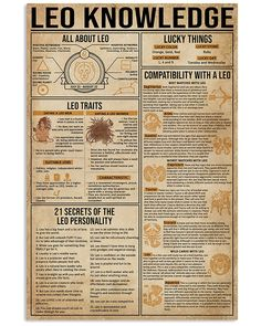 Astrology And Horoscopes, Astrology Chart, Astrology Numerology, All About Leo, Aries And Leo, Leo Traits, Lucky Colour, Lucky Stone, Love Dating