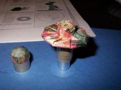 DIY miniature hat   El Loco Mundo de Las Minis - Miniaturas, Manualidades