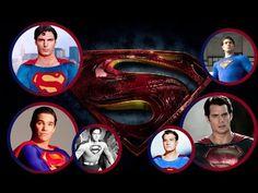 LA MALDICI0N de SUPERMAN, ¿QUÉ SUCEDIÓ con los ACTORES que USARON el TRA...