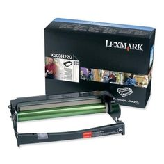 Lexmark International Products - Photoconductor Drum Unit, 25000 Page Yield, Black - Sold as 1 EA - Photoconductor kit is designed for use with Lexmark X204N Multifunction Mono Laser Printer. Kit yields up to 25,000 pages, based on an average of three pages per job and approximately 5 percent coverage per page. by Lexmark International - Products. $71.49. Lexmark International Products - Photoconductor Drum Unit,  25000 Page Yield,  Black - Sold as 1 EAPhotoconductor kit is d...