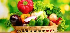 Saiba o que significam as cores dos alimentos