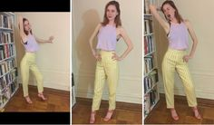 A blogger is using The Baby-Sitters Club as fashion inspiration, and the results are fantastic.