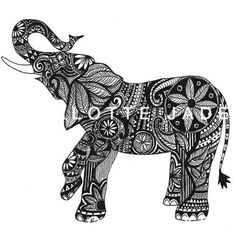 "Charlotte Jade on Twitter: "" #elephant #drawing #draw #sketch ..."