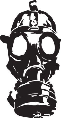 Free Image on Pixabay - Gas Mask, War, Old, Protection, Gas Source by de gas Gas Mask Drawing, Gas Mask Art, Masks Art, Gas Masks, Graffiti Art, Stencil Graffiti, Tattoo Mascara, La Muerte Tattoo, Arte Punk