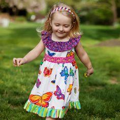 The Daydreamer Dress for Girls 2 -10 $8.00