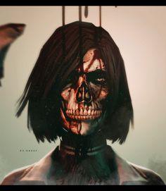 """""""Silent Hill 4 - Eileen"""" by iRahaf"""