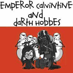 Love Calvin and Hobbes