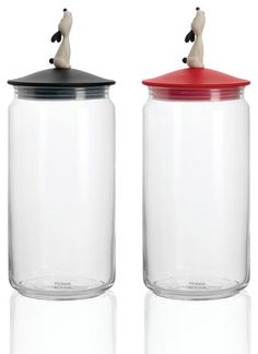 Alessi Lula Dog Jar - modern - pet accessories - Switch Modern