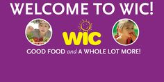 """""""WIC is a nutrition program that provides nutrition and health education, healthy food, breastfeeding support and other services free of charge to Massachusetts families who qualify."""""""