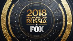 FIFA World Cup 2018 On-Air Package on Behance