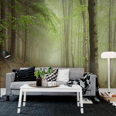 Painéis Fotográficos - Nature - Painel fotográfico Forest Path